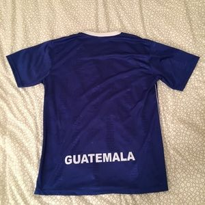 newest 782b0 c144b Men's Guatemala national team soccer jersey - sz M